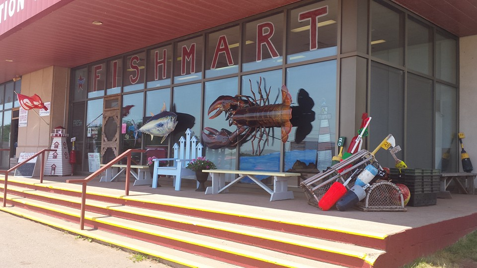 fishmart storefront