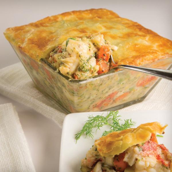 Lobster Potpie - Royal Star Foods