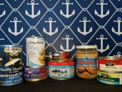 Local PEI Seafood Products